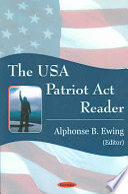 The USA Patriot Act Reader