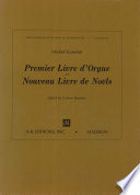 Premier libre d orgue and Nouveau livre de no  ls