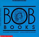 Bob Books for Beginning Readers Set 1