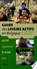 Guide Des Loisirs Actifs en