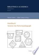 Handbuch Vereine der Reformpädagogik