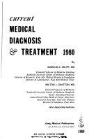 Current Medical Diagnosis   Treatment
