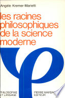 illustration du livre Les racines philosophiques de la science moderne