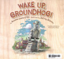 Wake Up  Groundhog