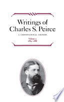 Writings of Charles S  Peirce  A Chronological Edition  Volume 5