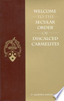Welcome to the Secular Order of Discalced Carmelites
