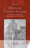 Mitten im Umsturz Europas