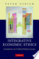 Integrative Economic Ethics