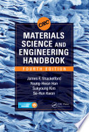 CRC Materials Science and Engineering Handbook  Fourth Edition
