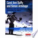 Carol Ann Duffy and Simon Armitage