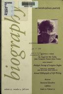 Biography Book PDF
