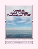 Certified Cloud Security Professional Ccsp