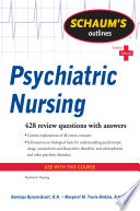 Schaum s Outline of Psychiatric Nursing