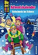 Die drei     Geheimnis im Schnee  drei Ausrufezeichen