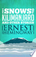Snows of Kilimanjaro and Other Stories Book PDF