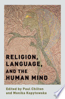 Religion  Language  and the Human Mind