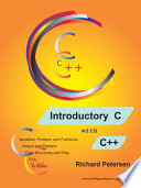 Introductory C with C