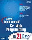 Sams Teach Yourself C  Web Programming in 21 Days