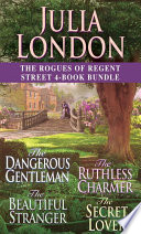 The Rogues of Regent Street 4 Book Bundle