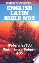 English Latin Bible No2