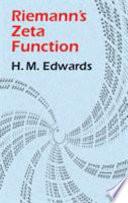 Riemann's Zeta Function Pdf/ePub eBook