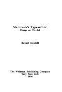 Steinbeck s Typewriter