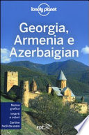 Guida Turistica Georgia, Armenia e Azerbaigian Immagine Copertina