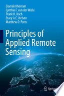 Principles of Applied Remote Sensing