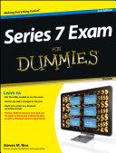 Series 7 Exam For Dummies