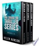 The Cruise Fbi Thriller Series Books 1 3 Box Set