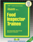 Food Inspector Trainee