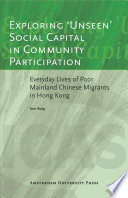 Exploring  unseen  Social Capital in Community Participation