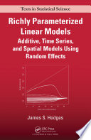 Richly Parameterized Linear Models