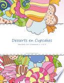 Desserts En Cupcakes Kleurboek Voor Volwassenen 1 2 3