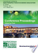 Conference Proceedings New Perspectives In Science Education