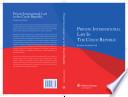Private International Law in the Czech Republic