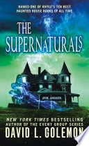 The Supernaturals by David L. Golemon