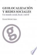 Geolocalizaci  n y Redes Sociales
