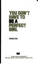 You don t have to be a perfect girl