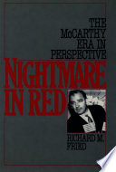 Ebook Nightmare in Red Epub Richard M. Fried Apps Read Mobile