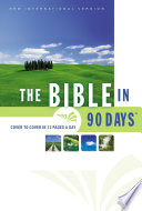 NIV  Bible in 90 Days  eBook