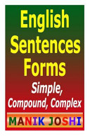 English Sentences Forms