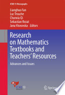 Research on Mathematics Textbooks and Teachers    Resources