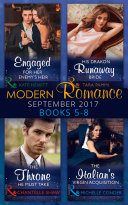 Modern Romance September 2017 Books 5   8  Mills   Boon e Book Collections   One Night With Consequences  Book 33
