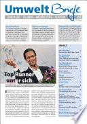 Zeitschrift UmweltBriefe Heft 05/2015