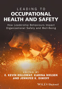 download ebook leading to occupational health and safety pdf epub