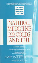 Natural Medicine for Colds and Flu