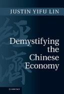 Demystifying the Chinese Economy Chinese Economy From Impoverished Backwater To