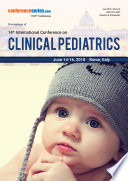 Proceedings Of 14th International Conference On Clinical Pediatrics 2018