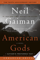 American Gods The Tenth Anniversary Edition Enhanced Edition  book